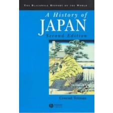 History of Japan – Conrad Totman idegen nyelvű könyv