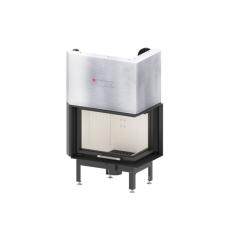 Hitze Albero AL11RG.H fatüzelésű kandallóbetét kályha, kandalló