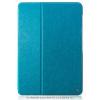 Hoco - Crystal series bőr Samsung Tab Pro 12.2 tablet tok - kék