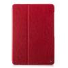Hoco - Crystal series bőr Samsung Tab Pro 12.2 tablet tok - piros