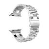 Hoco - Grand series 3 soros fém rozsdamentes acél óraszíj Apple Watch 38 mm - ezüst
