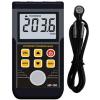 HoldPeak 130 Digitális, ultrahangos anyagvastagság mérő, 1.2-225mm, külső mérőszonda, adattárolás.