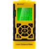 HoldPeak 3060 Digitális, lézeres távolságmérő, 0.05-60m, memória, terület/térfogat és háromszög.