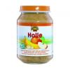 Holle Bio Bébiétel Alma-Banán-Sárgabarack 6 üveg