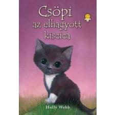 Holly Webb CSÖPI AZ ELHAGYOTT KISCICA gyermek- és ifjúsági könyv