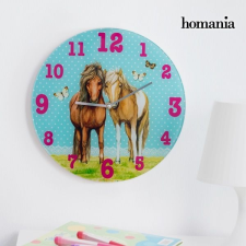 Homania Homania Horses and Butterflies Fali Óra karóra
