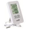 Home by Somogyi HC 12 vezetékes külső-belső hőmérő órával