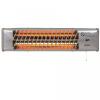 Home Falra szerelhető kvarccsöves fűtőtest, két fokozatú 1200W