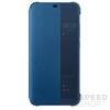 Honor 10, Smart View gyári flip tok, kék