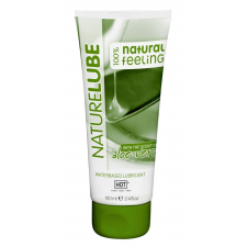 Hot HOT Nature Lube waterbased ALOE VERA (100ml) síkosító