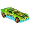 Hot Wheels Daredevils: Rally Cat kisautó - zöld