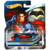 Hot Wheels DC karakter kisautók- Man of Steel