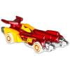 Hot Wheels Glow Wheels: Ollie Rockét kisautó