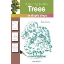 How to Draw: Trees – Denis Naylor idegen nyelvű könyv