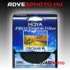 Hoya Pro1 Digital Cirkulár Polár 37mm szűrő