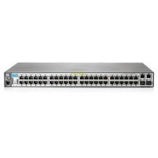 HP 2620-48-PoE+ Switch, 48 x TP100, 2 x TP/SFP hub és switch