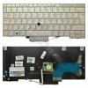 HP 597841-211 gyári új magyar, ezüst laptop billentyűzet