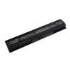 HP 633807-001 4400 mAh 8 cella fekete notebook/laptop akku/akkumulátor utángyártott