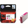 HP 655 magenta CZ111AE festékpatron - eredeti Deskjet Ink Advantage 3520, 3525, 4610, 4615, 4620, 4625,