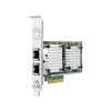HP 656596-B21 Hewlett Packard Enterprise Ethernet 10Gb 2-port 530T Internal Ethernet 10000Mbit/s