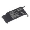 HP 751681-421 3800 mAh 3 cella fekete notebook/laptop akku/akkumulátor utángyártott