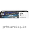 HP 981A fekete e eti PageWide  J3M71A