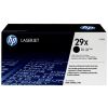 HP C4129X Lézertoner LaserJet 5000, 5000N nyomtatókhoz, HP fekete, 10k