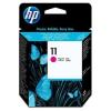 HP C4812A Tintapatron fej DesignJet 500, 800 nyomtatókhoz, HP 11 vörös