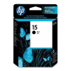 HP C6615DE Tintapatron DeskJet 810c, 812c, 816 nyomtatókhoz, HP 15 fekete, 25ml