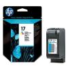 HP C6625AE Tintapatron DeskJet 916, 825c, 840c nyomtatókhoz, HP 17 színes, 15ml