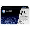 HP C7115X Lézertoner LaserJet 1000w, 1005w, 1200 nyomtatókhoz, HP fekete, 3,5k