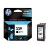 HP C8767EE Tintapatron DeskJet 5740, 5940, 6540d nyomtatókhoz, HP 339 fekete, 21ml
