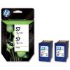 HP C9503AE Tintapatron DeskJet 450c, 5150, 5500 nyomtatókhoz, HP 57 színes, 2*17ml