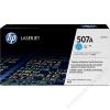 HP CE401A Lézertoner LaserJet M551 nyomtatóhoz, HP 507A kék, 6k (TOHPCE401A)