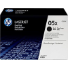 HP CE505XD Lézertoner LaserJet P2055 nyomtatóhoz, HP fekete, 2*6,5k
