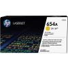 HP CF332A Lézertoner Color LaserJet Enterprise M651 nyomtatóhoz, HP 654A sárga, 20k