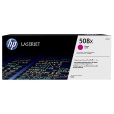 HP CF363X Lézertoner Color LaserJet Enterprise M577, M533 nyomtatókhoz, HP 508X, vörös, 9,5k nyomtatópatron & toner