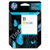 HP HEWLETT PACKARD HP C4838A (No.11) YL sárga (YL-Yellow) eredeti (gyári, új) tintapatron