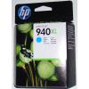 HP HEWLETT PACKARD HP C4907A (No.940 XL) CY cián (kék) (CY-Cyan) nagy kapacitású eredeti (gyári, új) tintapatron