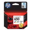 HP HP 650 szines eredeti tintapatron