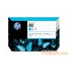 HP HP C4872A Patron Cyan No.80* (Eredeti)