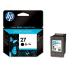 HP HP C8727A No.27 fekete eredeti tintapatron