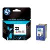 HP HP C9352A No.22 színes eredeti tintapatron
