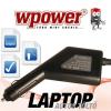 HP NC8000 laptop autós töltõ 90W