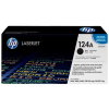 HP Q6000A Lézertoner ColorLaserJet 2600, 2600N, 2605 nyomtatókhoz, HP 124A fekete, 2,5k