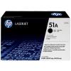 HP Q7551A Lézertoner LaserJet P3005, M3027MFP nyomtatókhoz, HP fekete, 6,5k