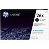 HP SUP HP Toner (26X) CF226X fekete 9000/oldal