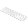 HP Vezeték nélküli Billentyűzet Pavilion 600, fehér (4CF02AA)