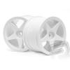 HPI Felni, 5-küllős, fehér, (60x38mm/2db)