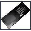 HSTNN-D80H 2800 mAh 4 cella fekete notebook/laptop akku/akkumulátor utángyártott